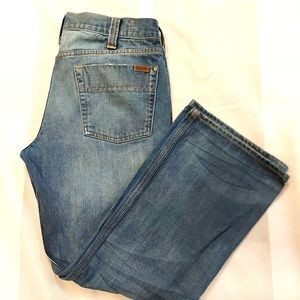 Carharrt relaxed boot 36x30 blue jeans
